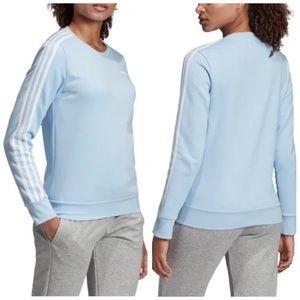 \Adidas\• Essentials 3-Stripes Fleece Sweatshirt